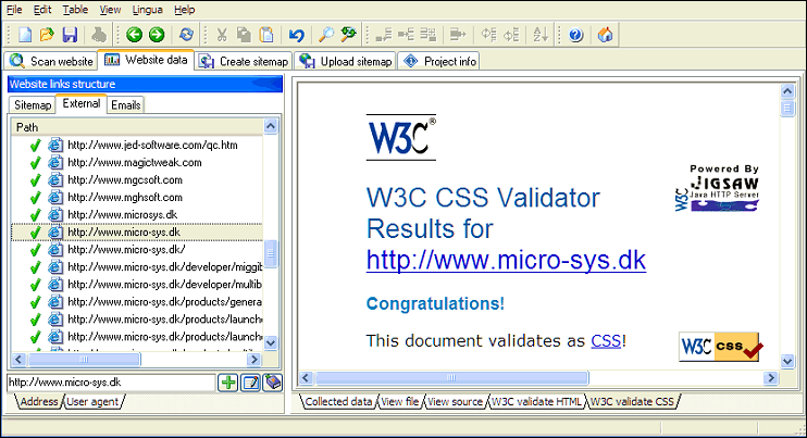 sitemapxml validator