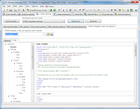 Screenshot: A1 Sitemap Generator 4.0.3 in Windows 7 - sitemap generator html template